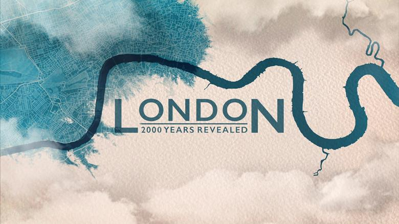 "Realscreen Article: Channel 5, Voltage TV prep ""London: 2000 Years Revealed"""