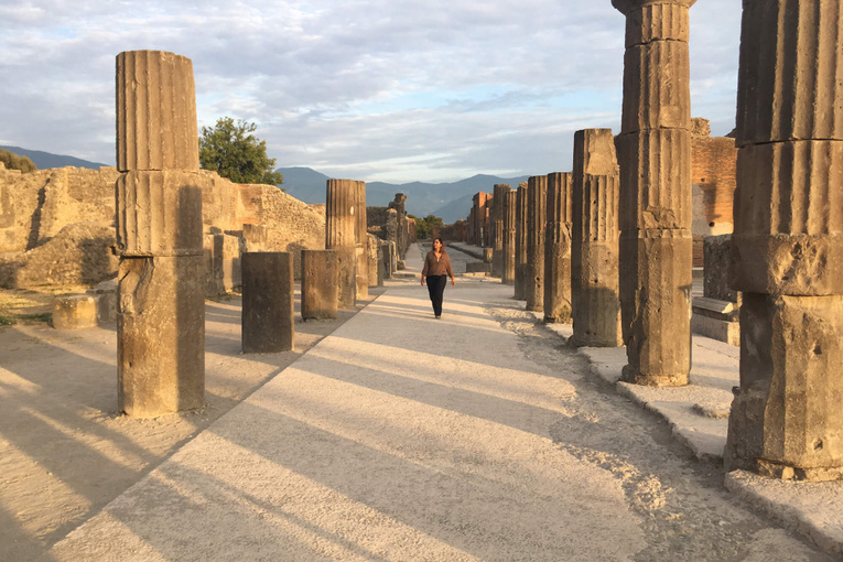 Pompeii's Final Hours: New evidence